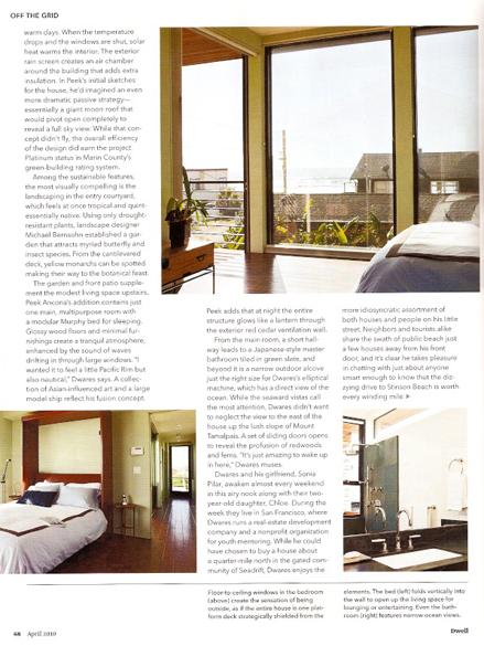 Dwell Magazine 2010