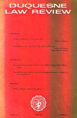 Duquesne Law Review